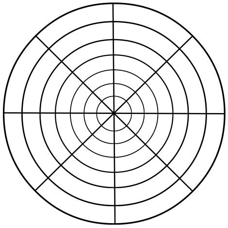 mandala worksheet template